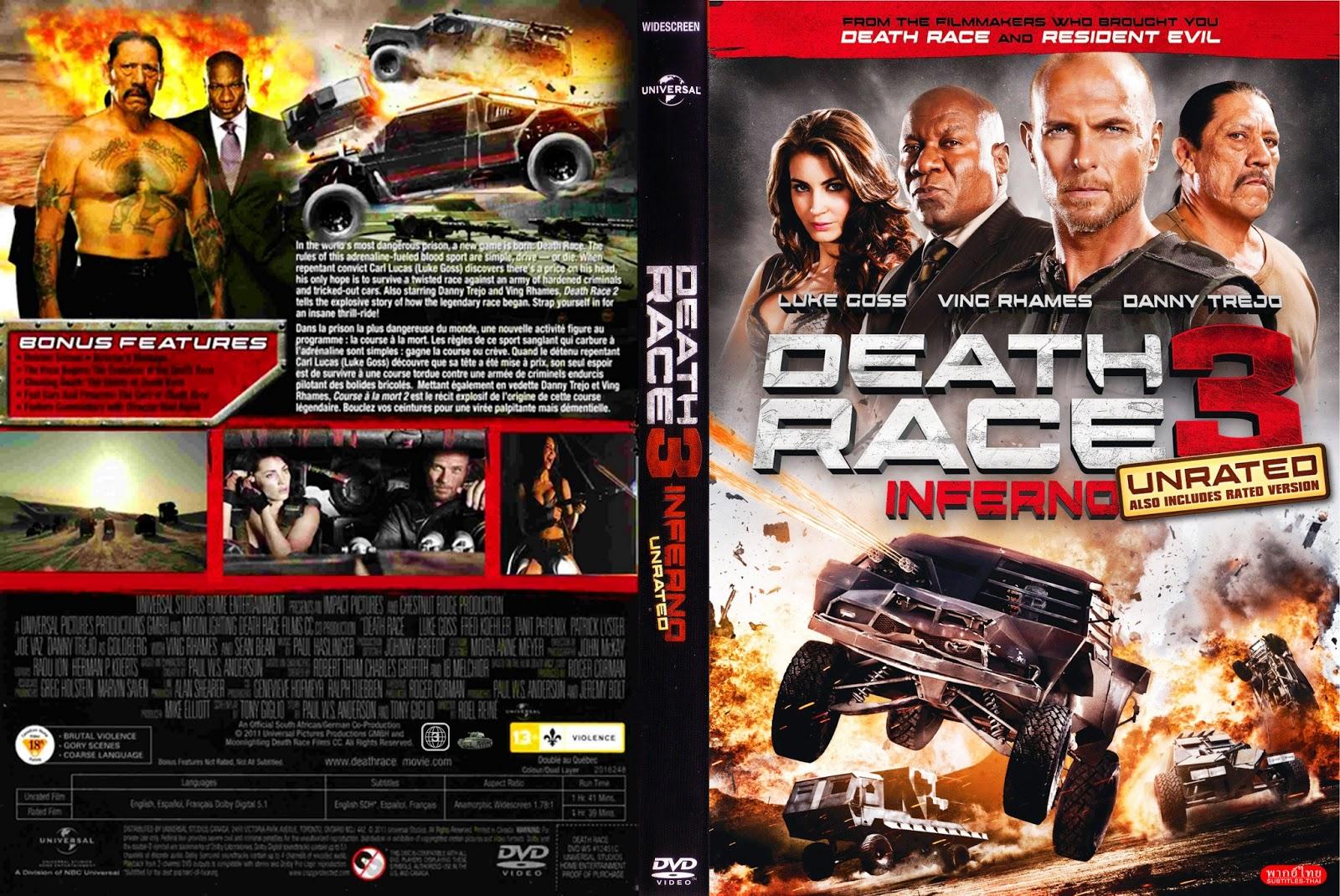 3 Death Race 3 full movies - fileseastern