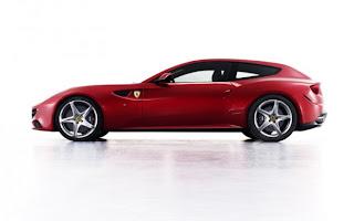 New Ferrari FF