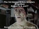 British Invaders Blogathon