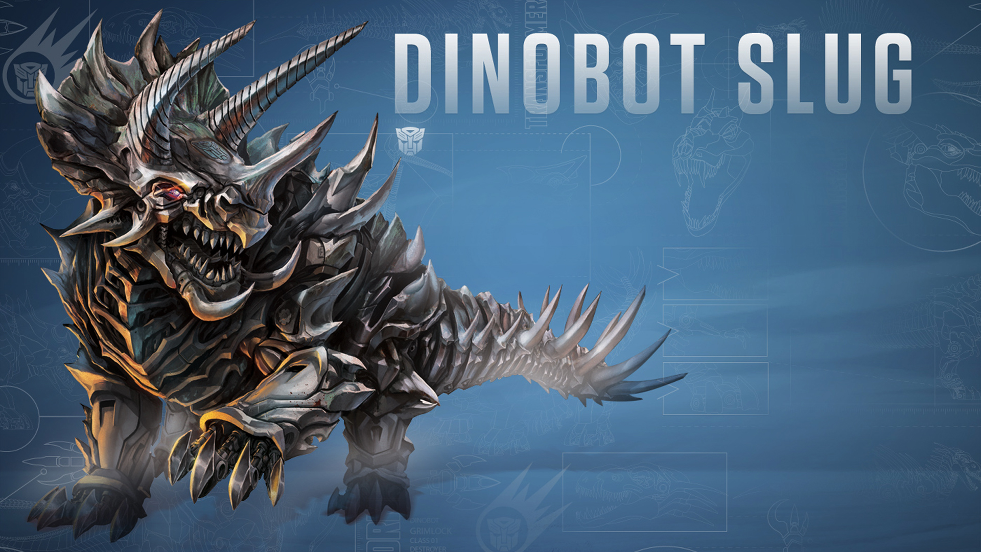 slug dinobot transformers 4 hd wallpaper