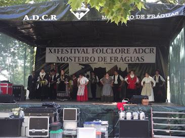 XII Festival de Folclore ADCR