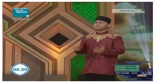 Peserta AKSI yang Mudik Tgl 04 Juli 2015 (17 Ramadhan)