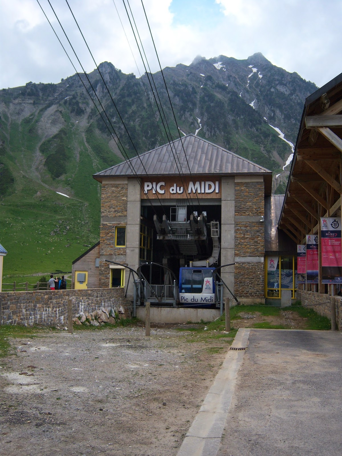 Teleférico Pic du Midi
