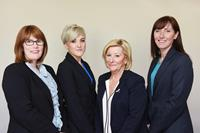 Ansons family law team