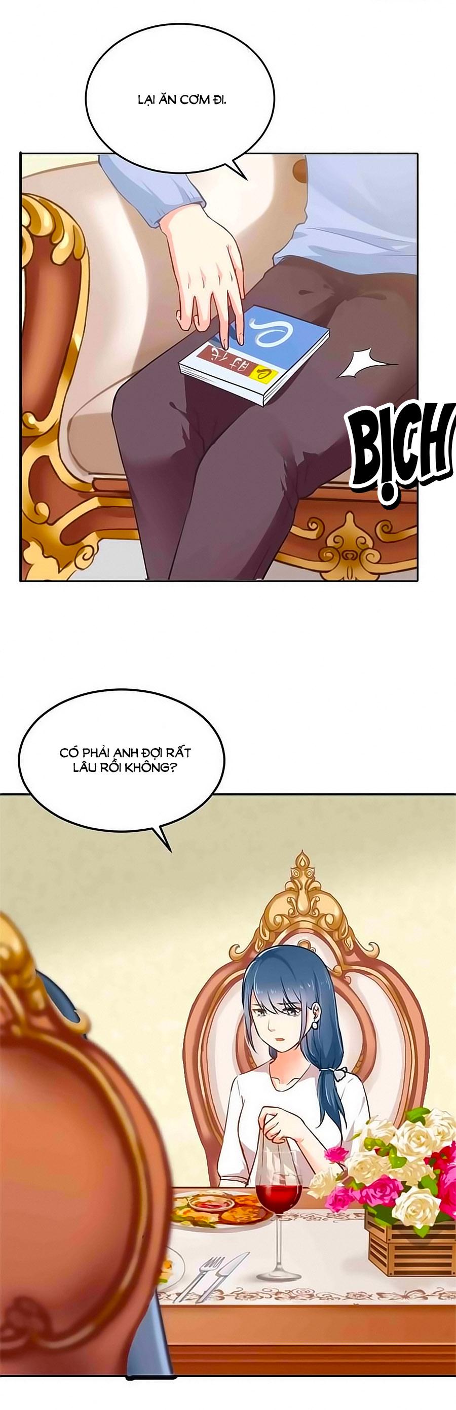 Ẩn Hôn Tân Nương - Chap 3