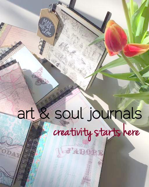 art & soul journals