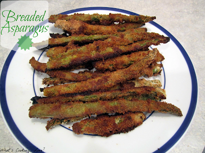 http://whatscookinglove.com/2012/08/breaded-asparagus/