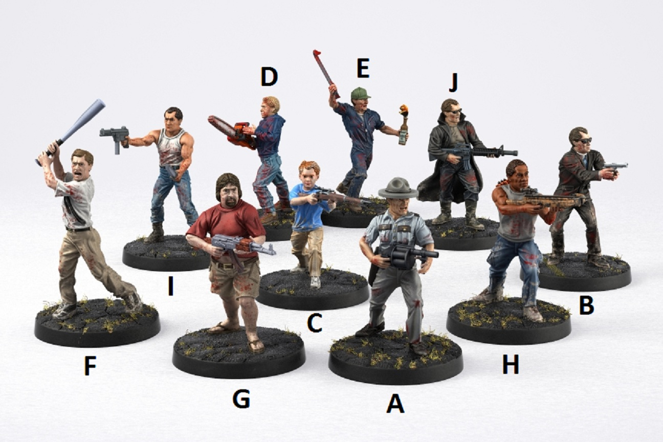 Möbel Factory the day of the walking dead wargames factory futures