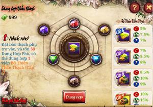 game kiếm hiệp 2.4 - dung hợp thần thạch