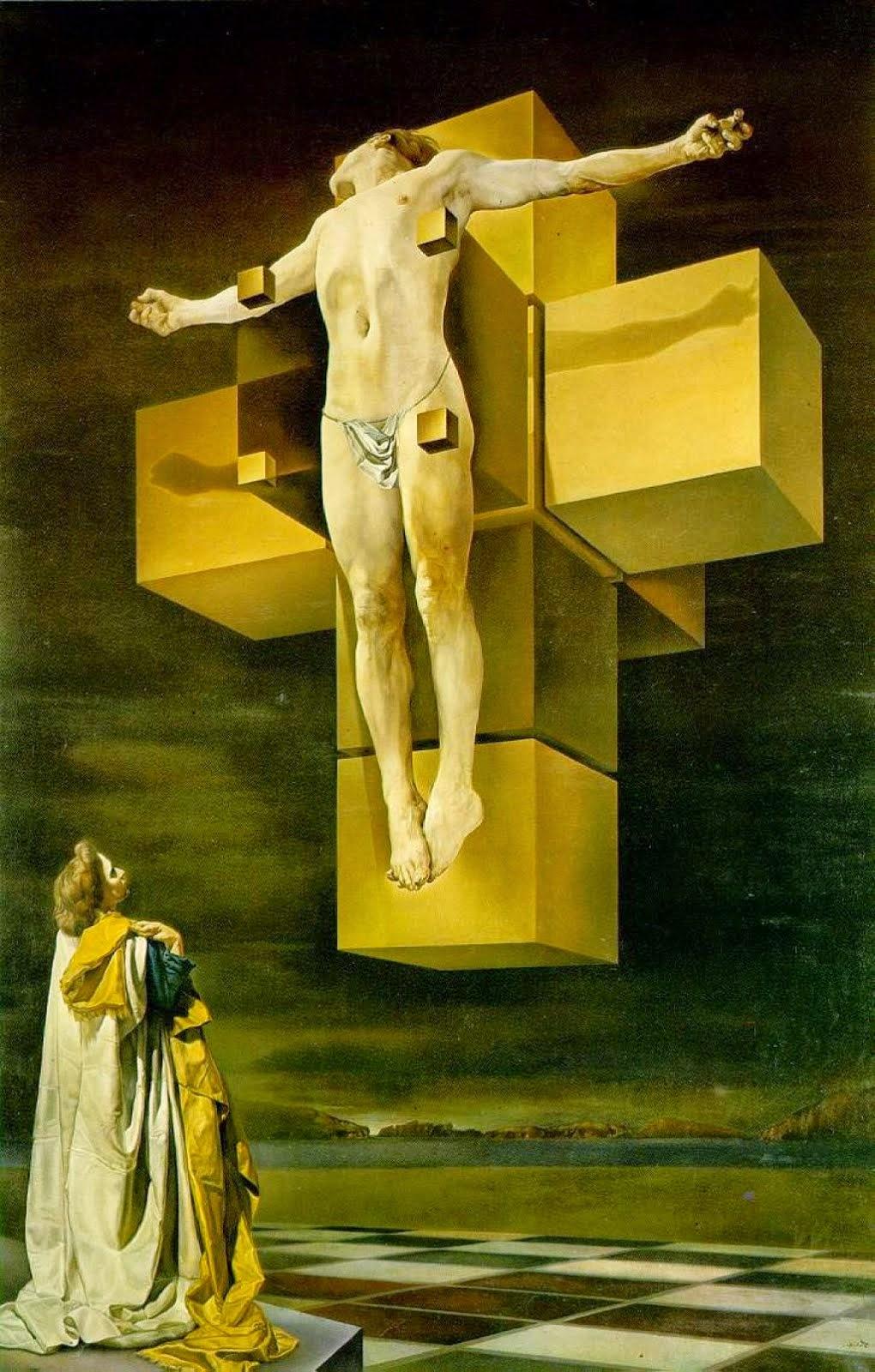 Salvador Dali, Crocifissione