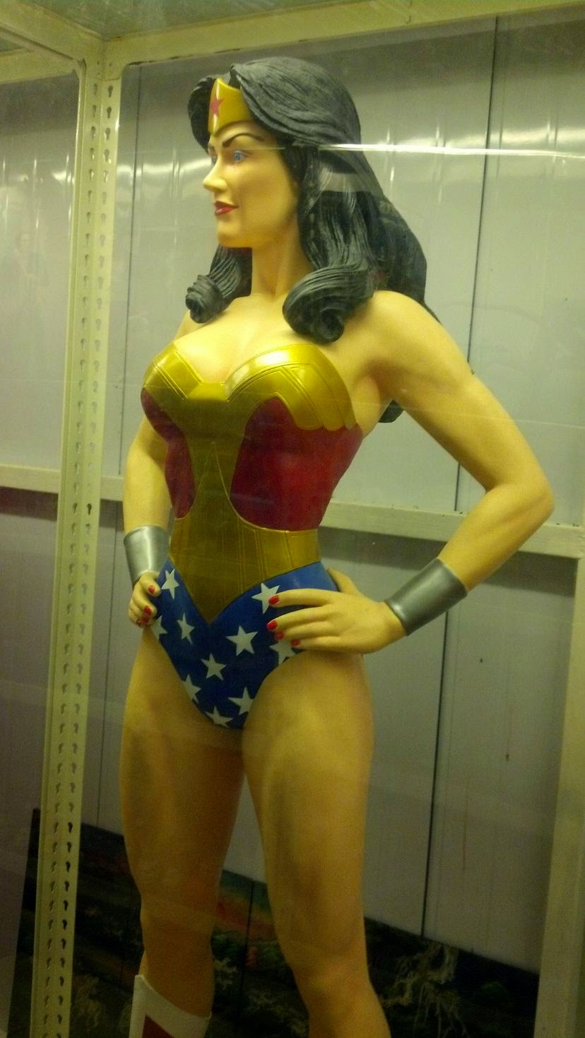 wonder women dc