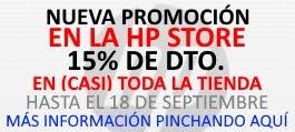 Promoción HP Store