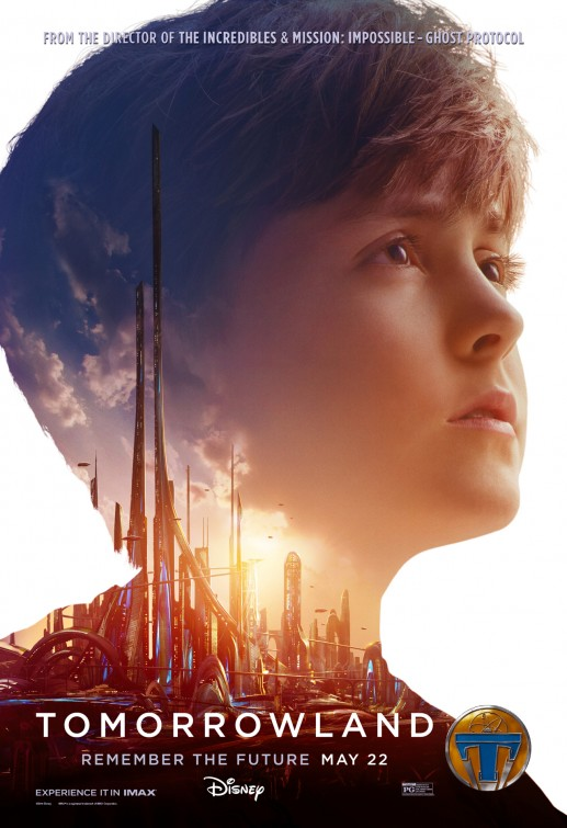 Tomorrowland Young Frank movie poster
