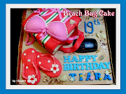 Beach Bag Cake for Tiara