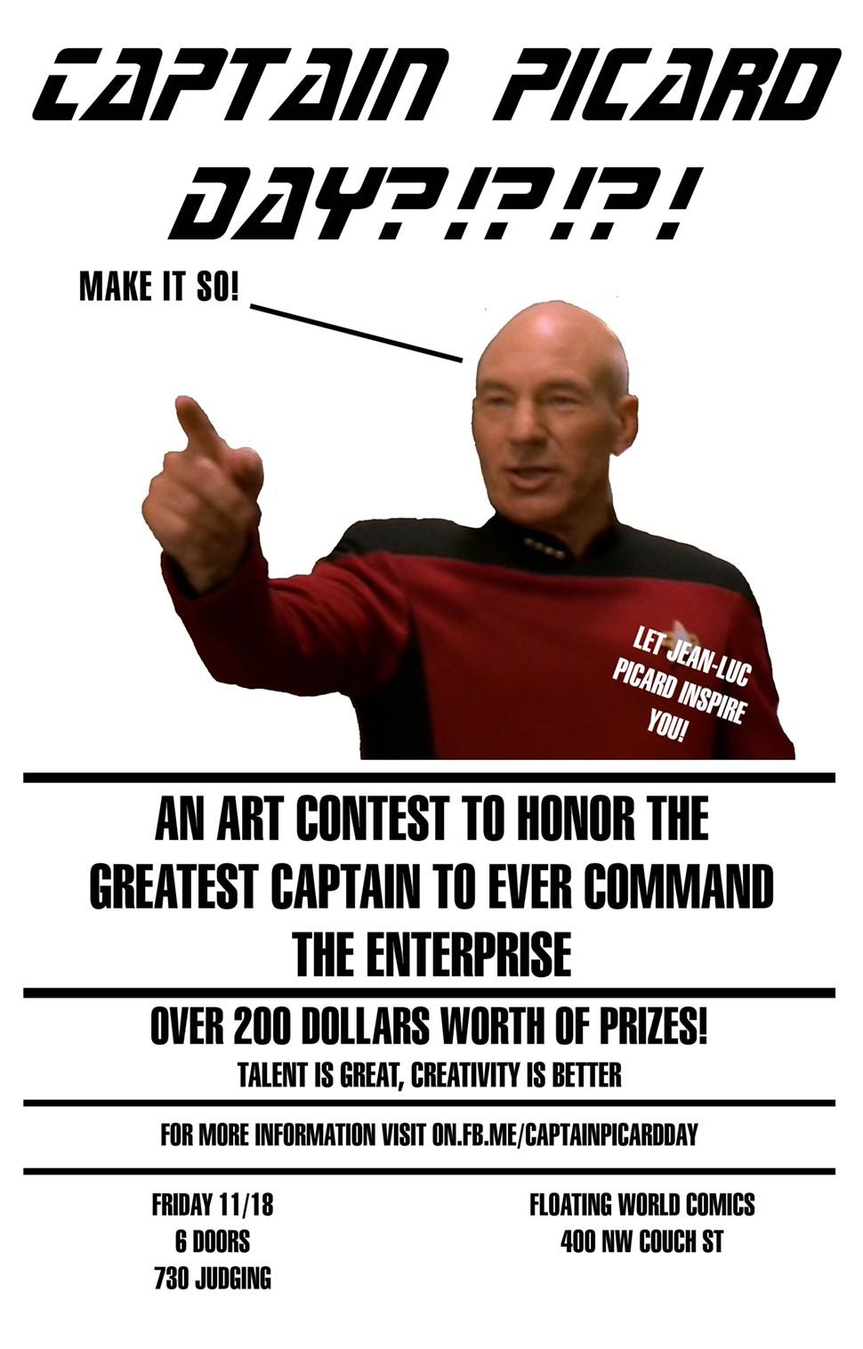 Picard Make it Sew 11/18 Make it Sew Captain