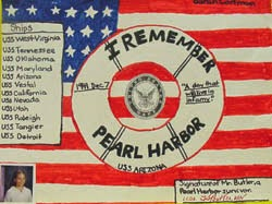 """Remembering"" Pearl Harbor"