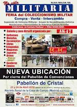 """Feria """"No sólo Militaria"""""""