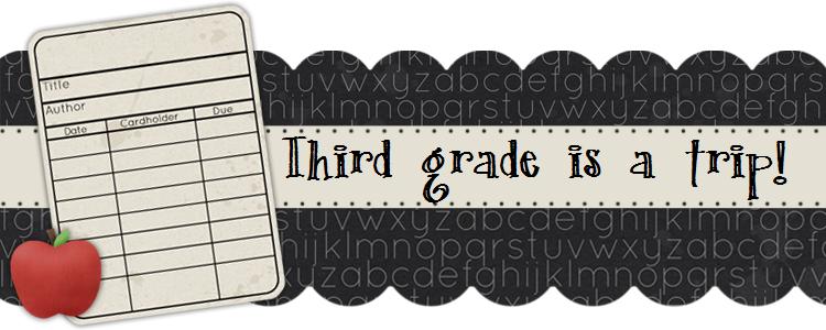Third Grade is a Trip!