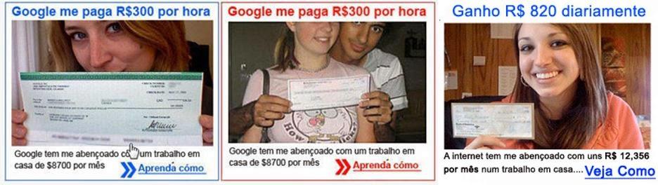 Google me paga 300 por hora