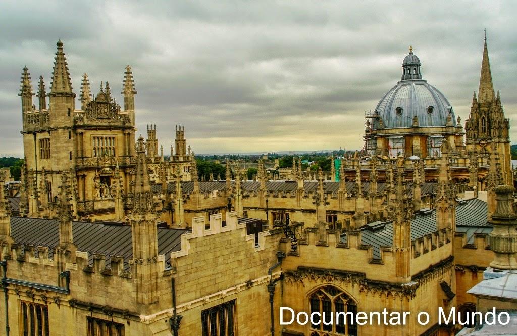 Telhados de Oxford; Agulhas de Sonho