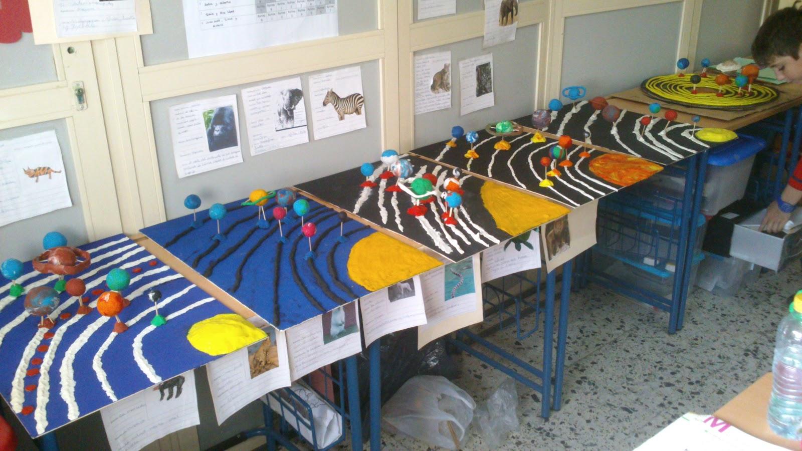 Un cole con arte: diciembre 2012