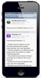 Apps Updater iOS