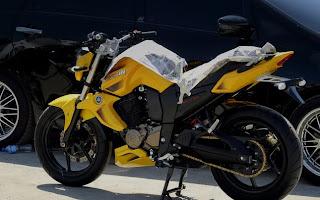 Modifikasi Motor Yamaha Nvl