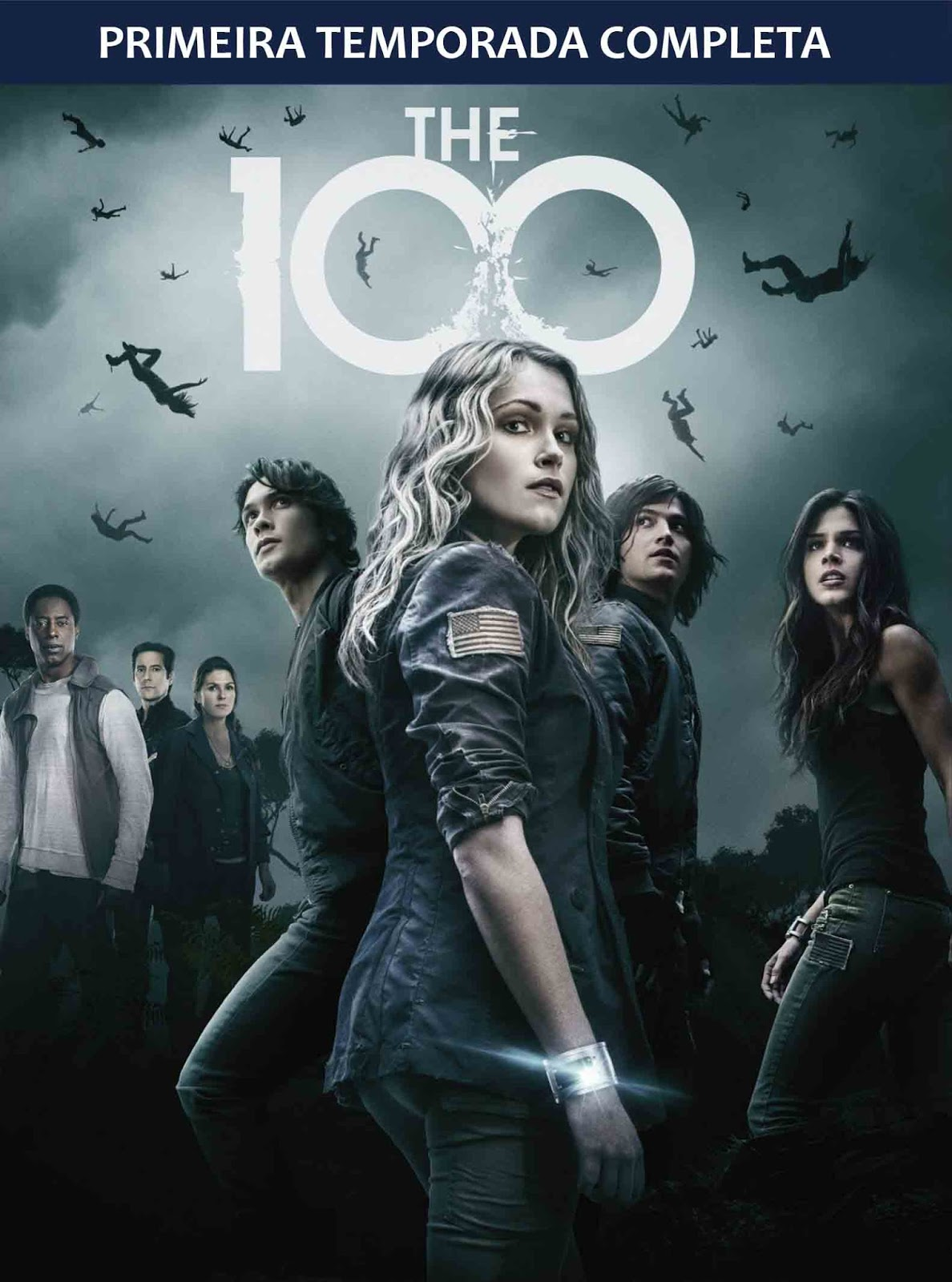 The 100 1ª Temporada Torrent - BluRay 720p Dual Áudio
