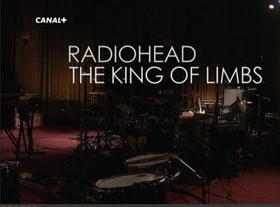dvd ts radiohead live from the basement 2011