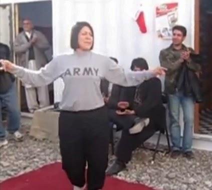 عکس رقص بندری