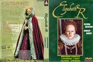ELIZABETH  R - MINISSÉRIE COMPLETA - 1971