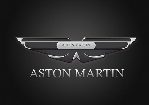 Aston Martin Logo Auto Cars Concept