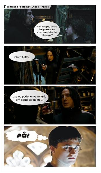 Ossos Graúdos #6: 'Agradando Snape (de novo)' | Ordem da Fênix Brasileira