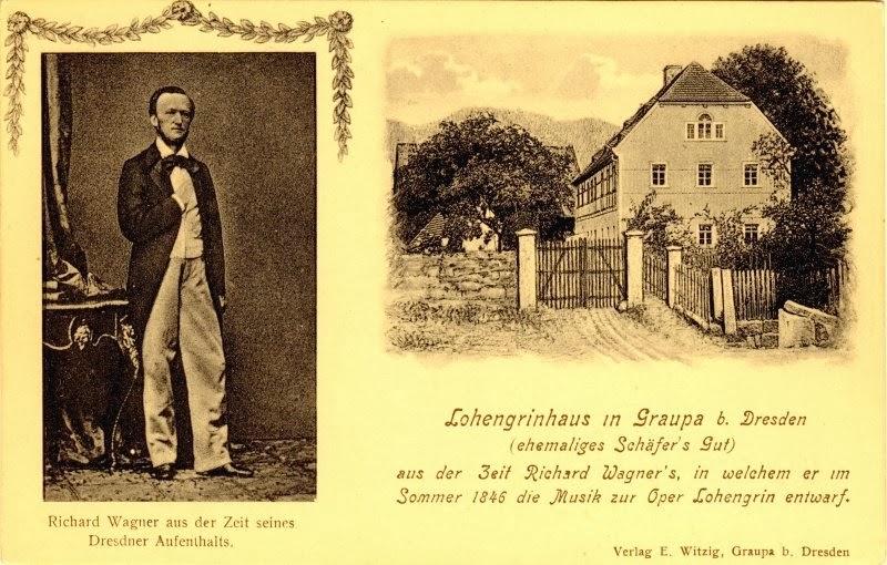 Richard Wagner und das Schäfersche Gut