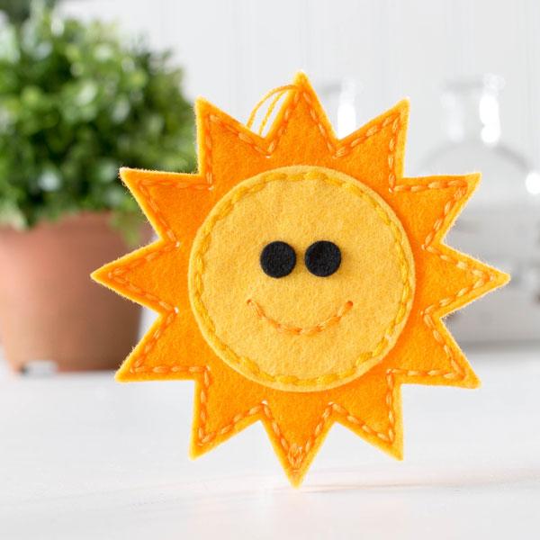 Солнце своими руками схема 375