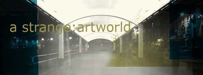 A Strange Artworld