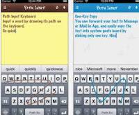 metodi di scrittura su iPhone e iPad