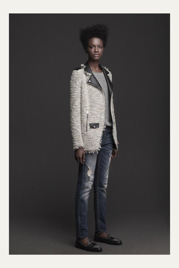 Zara TRF Lookbook September 2012
