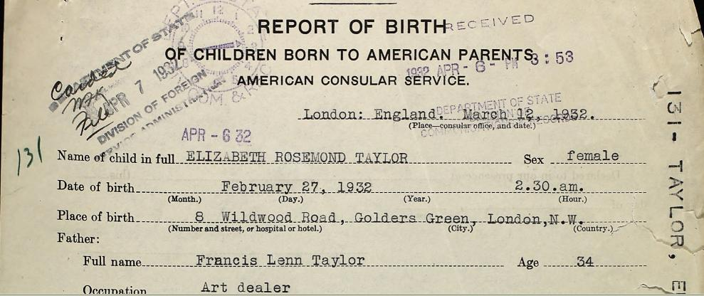 Displaying (19) Gallery Images For Element Birth Certificate...