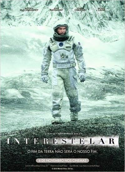 Baixar Interestelar (Interstellar) AVI + RMVB Dublado Torrent