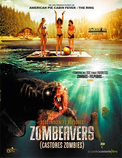 Ver Castores zombies (Zombeavers) (2014) Online