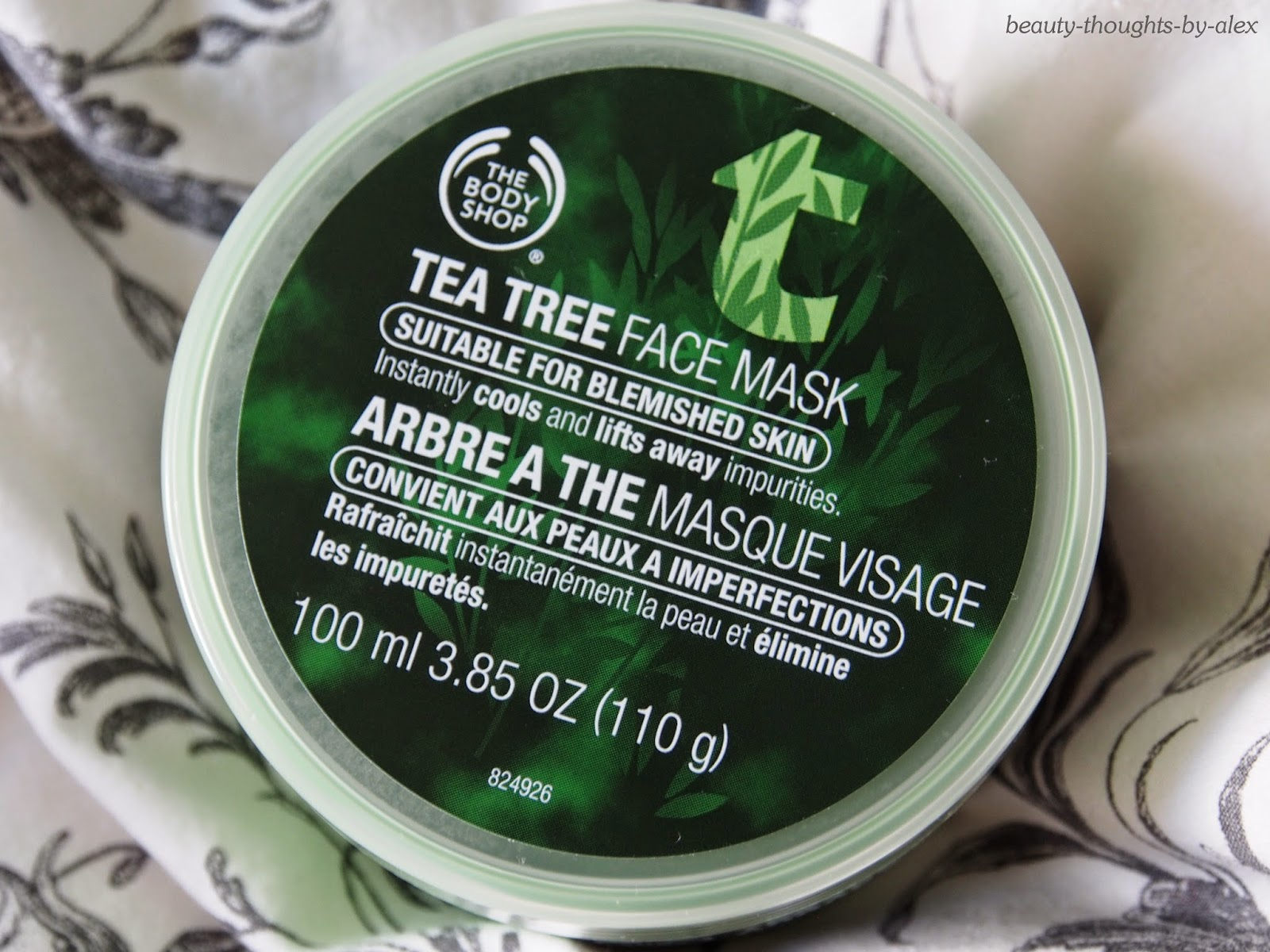 Tea Tree Face Mask The Body Shop
