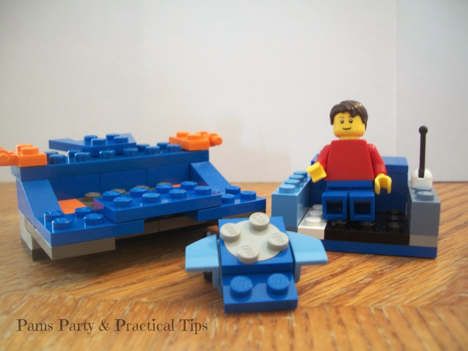 LEGO Movie Party Master Builder Activity