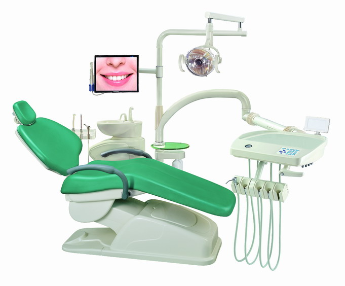 bright teeth dental equipments dental unit chair