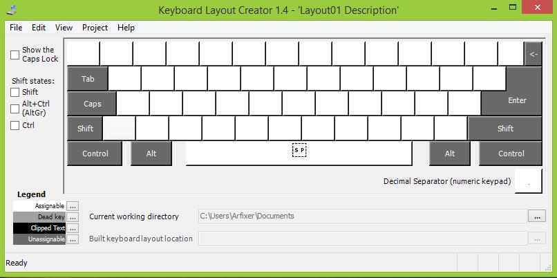 Cara Membuat Keyboard Layout Sendiri Dengan Microsoft