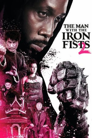 Poster The Man with the Iron Fists 2 2015