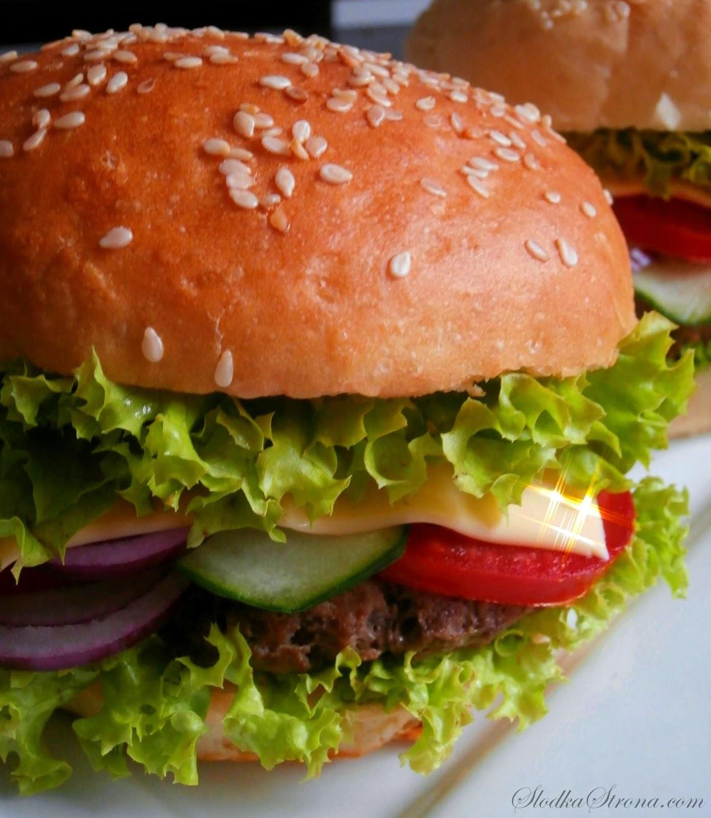 cheeseburger przepis