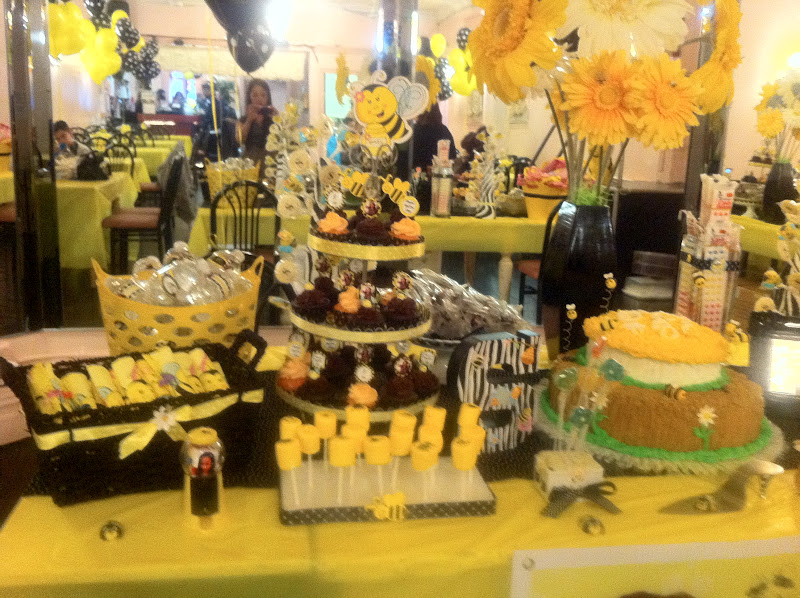 Regina S Party Events Skye S 8th Birthday Bumble Bee