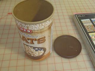 oatmeal can