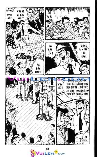 Siêu quậy Teppi chap 6 - Trang 85
